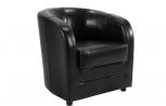 """Mobilier design vintage, fauteuil club """"Yale"""" par Esprit Loft"""